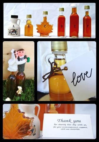 9d8ceaaa982fa Delicious organic maple favors in so many customizable options. Your family  and friends will relive all of the fantastic memories of your big day while  ...