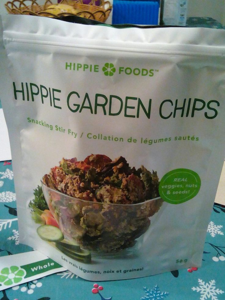 """maiea on Twitter: """"Holy crud. These are actually really good. And all vegetables.. @HippieFoods #trynatural #gardenchips https://t.co/ZfdrF0hWfl"""""""