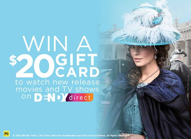 COMPETITION: WIN a $20 Dendy Direct gift card!