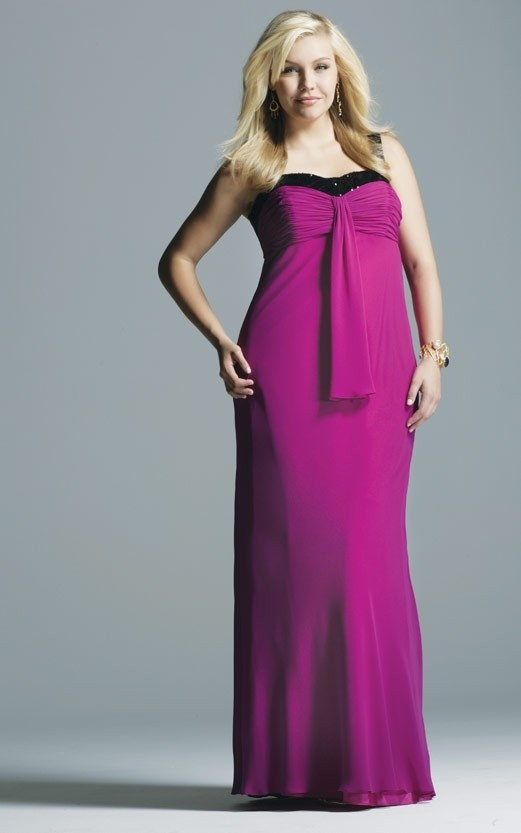 Mejores 22 imágenes de Plus Size Bridesmaid Dresses en Pinterest ...