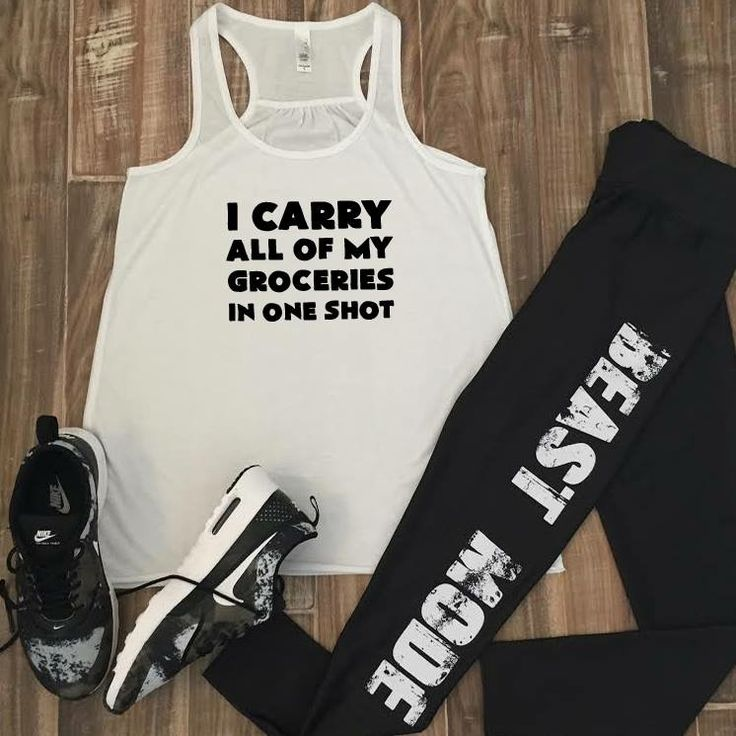 Love this workout outfit