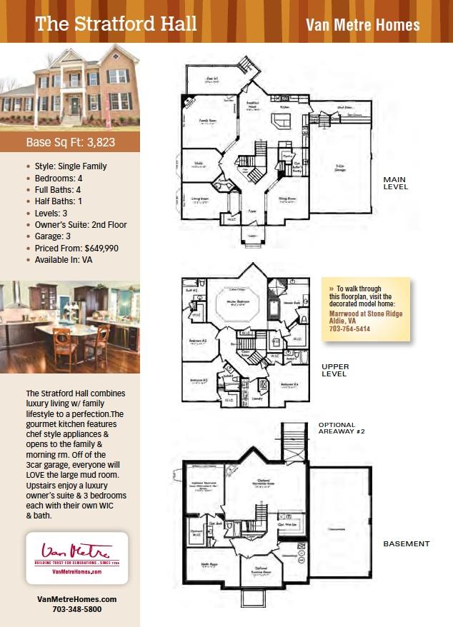 376 best images about big big house on pinterest 2nd for Stratford homes floor plans
