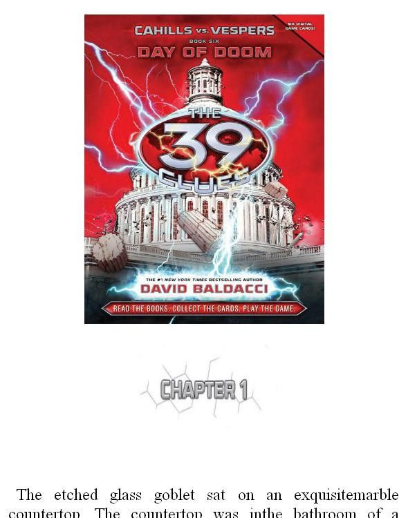 The 39 Clues Epub