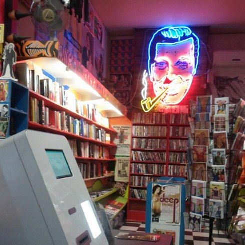 PolyEster Books, 330 Brunswick Street Fitzroy | 17 Wonderful Melbourne Bookstores Every Book Lover Must Visit