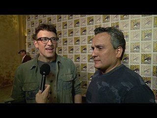 Avengers: Age of Ultron: Comic-Con 2014: Anthony and Joe Russo --  -- http://www.movieweb.com/movie/avengers-age-of-ultron/comic-con-2014-anthony-and-joe-russo