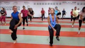 Kardio Kim Johnson - 1 Hour Zumba Fitness - 2012 September on Vimeo