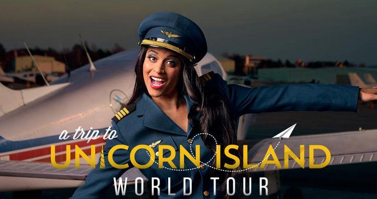 A Trip To Unicorn Island Tickets | Superwoman Trip India Tickets