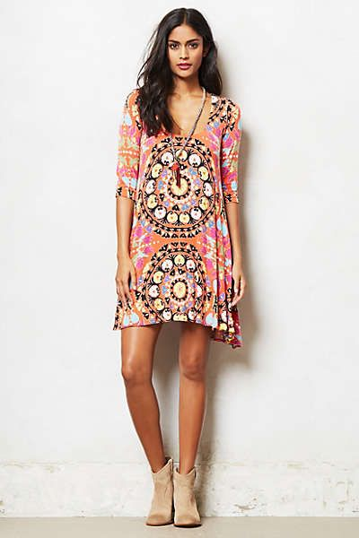Anthropologie - Marisa Swing Dress