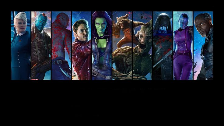 Guardians of the Galaxy (2014) 26