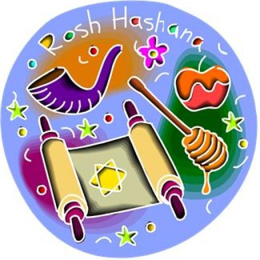 rosh hashanah happy new year in hebrew