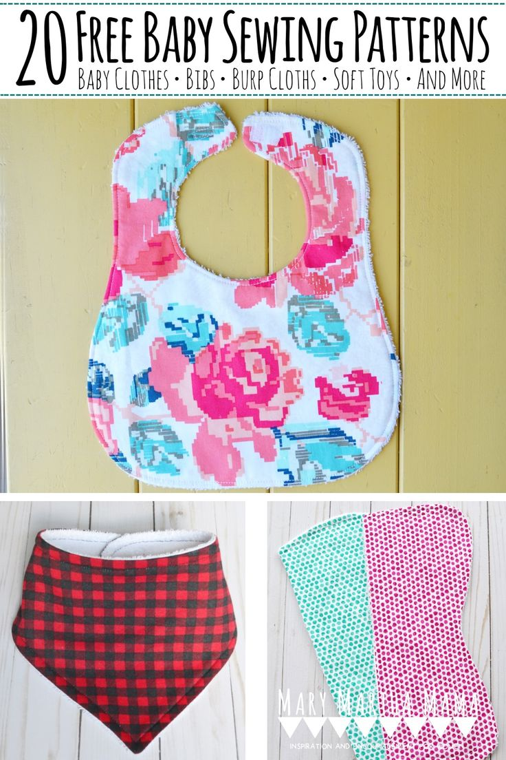 Sewing Gift Ideas For New Baby 2021