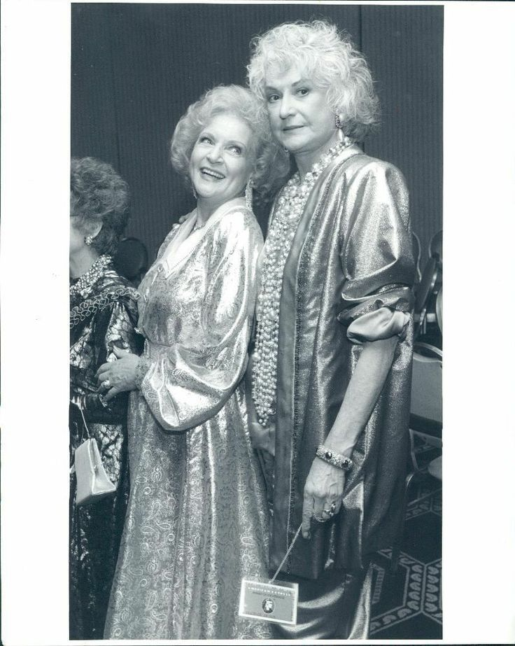123 best images about bea arthur on pinterest the golden for How old was betty white in golden girls