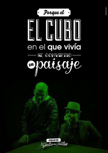 Calle 13 - La Vuelta ao Mundo