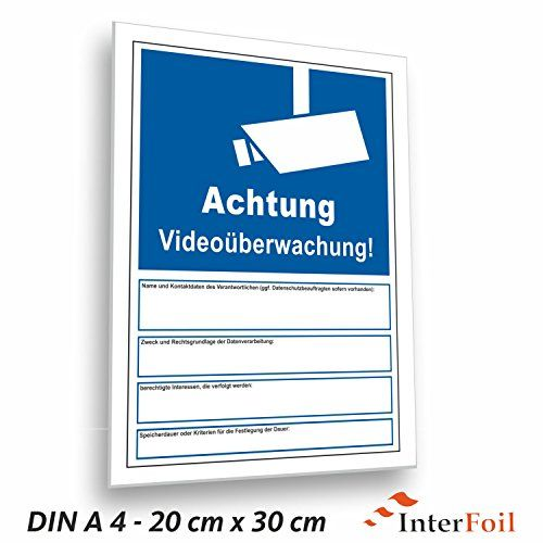 Pin Von Aufkleberdealer Auf Schilder Schilder Dsgvo Und