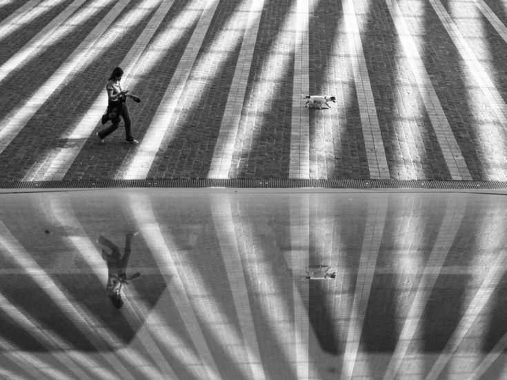Джорджи Джерзина Пауэлс: «Уличную съемку делает увлекательной сама жизнь» — Российское фото