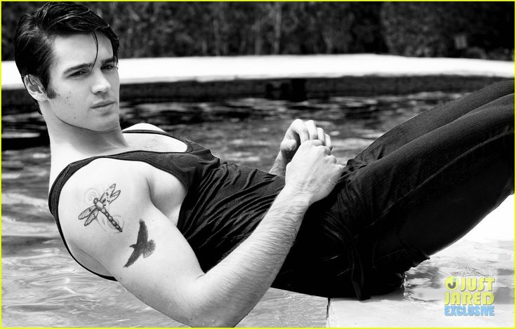 Steven R. McQueen Takes a Break From Vampire Hunting for the JJ Spotlight Series!