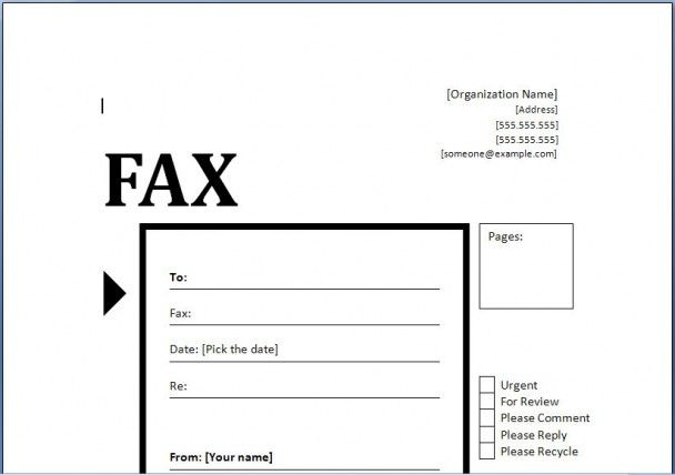 Fax Cover Sheet Resume Template -    wwwresumecareerinfo fax - urgent fax cover sheet