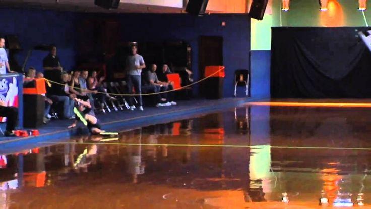 Inline speed skating nsc