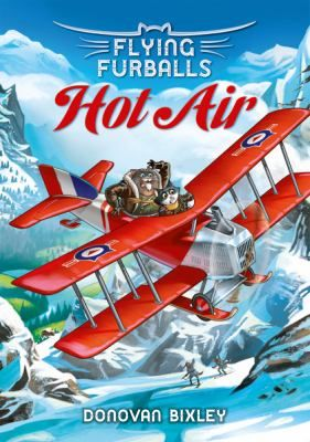 Cover image for Hot Air
