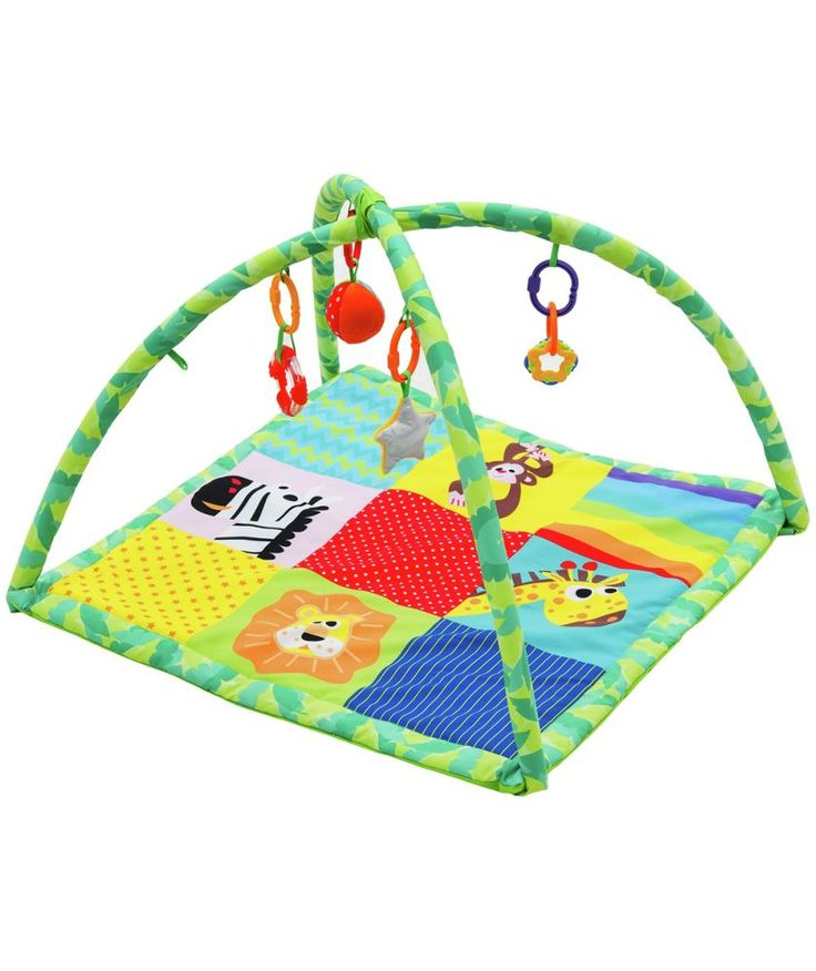 Buy Chad Valley Rainbow Playmat - Jungle at Argos.co.uk - Your Online Shop for Activity toys, Playmats and gyms.
