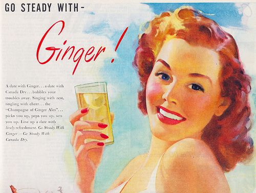 ginger ad - Google Search