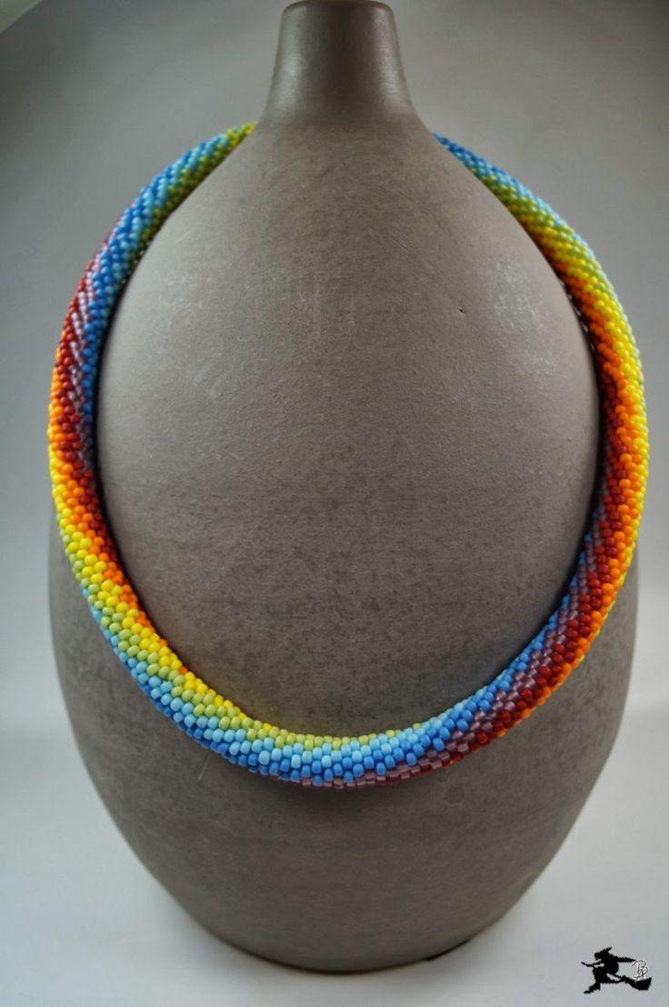 17 besten Perlen Bilder auf Pinterest   Gehäkeltes perlenarmband ...
