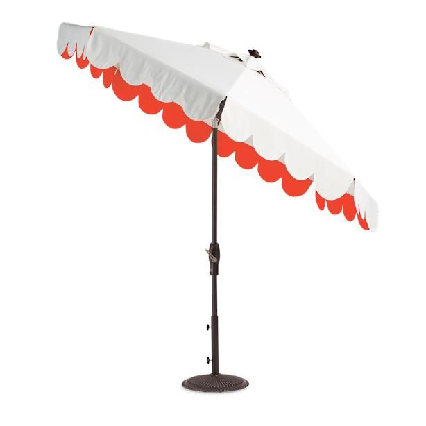 34 best vintage patio umbrella's images on pinterest | vintage ... - Designer Patio Umbrellas