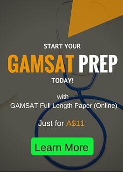Get this 1 FLT only for AU $11.  http://prepgenie.com.au/gamsat/courses/gamsat-mock-test/