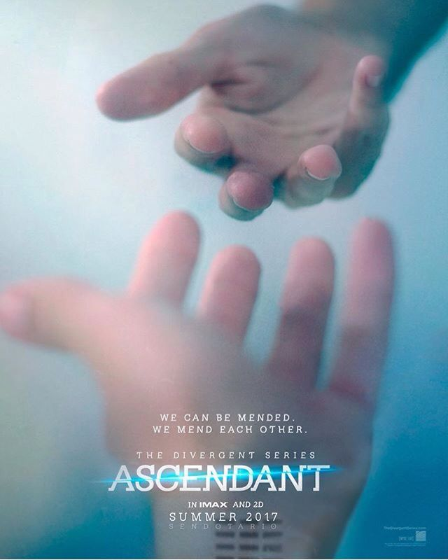 We can mend each other. New Ascendant Movie Poster