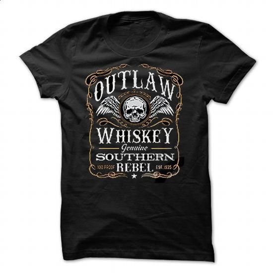 WHISKEY OUTLAW - #pullover #men t shirts. GET YOURS => https://www.sunfrog.com/Hobby/WHISKEY-OUTLAW.html?60505