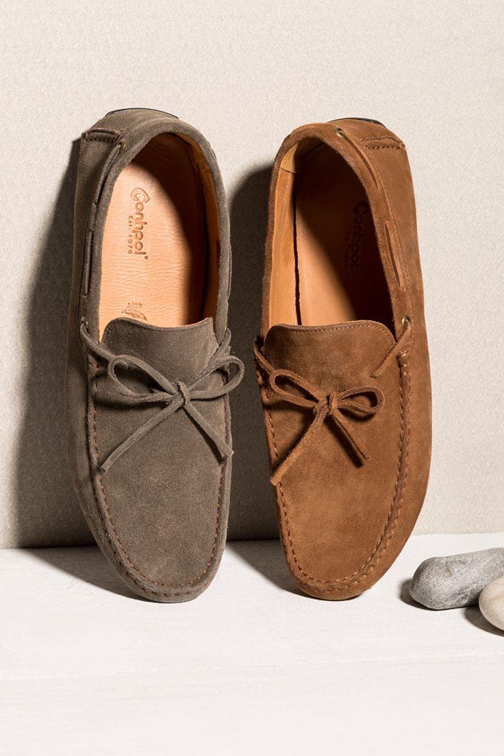 Mokasyny Meskie Skorzane Brazowe Vincenzo Ce6094 06 Moccasins Shoes Flats