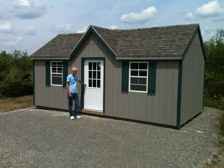 Pin by north country sheds on garden sheds pinterest for Sheds storage buildings