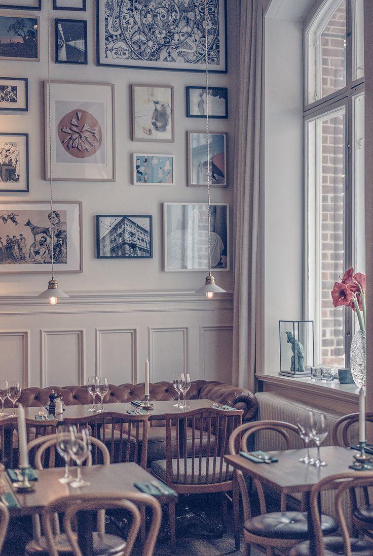 Italian restaurant 'Taverna Averna' in Gothenburg, Sweden.