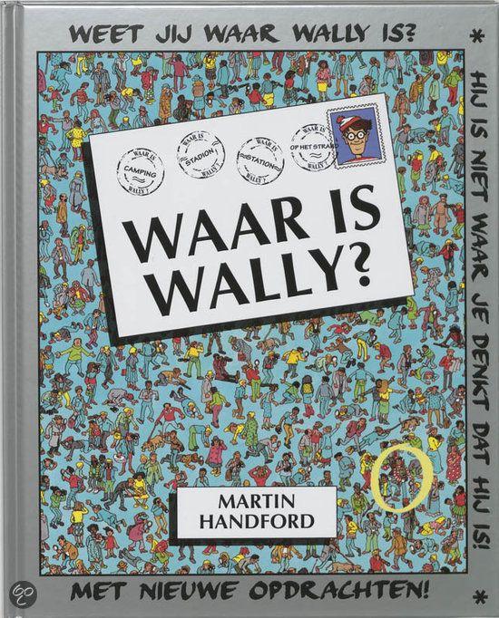 Waar is Wally?