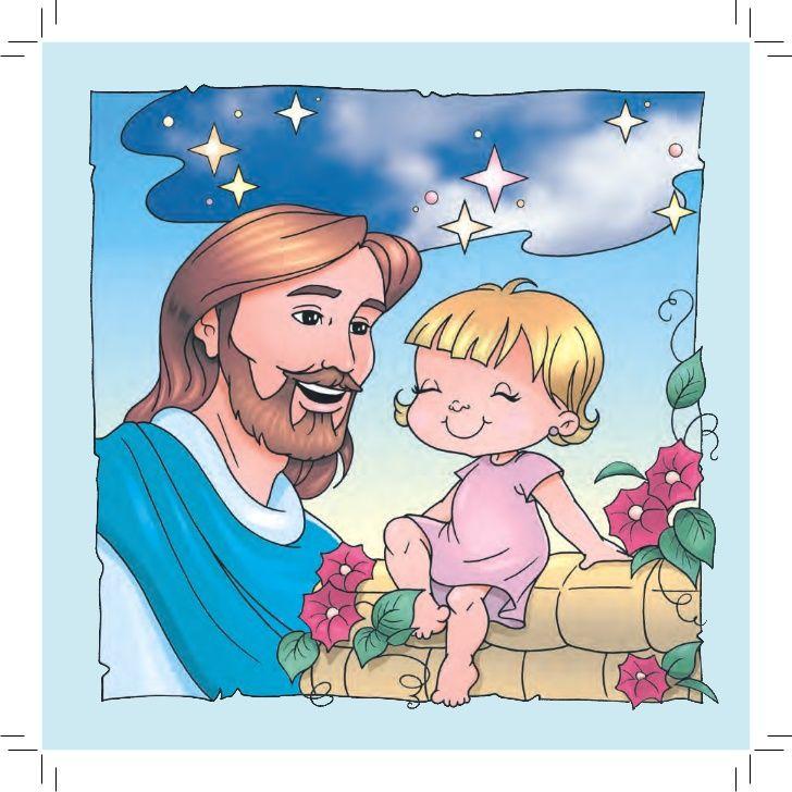 De jesús con cariño para los niños