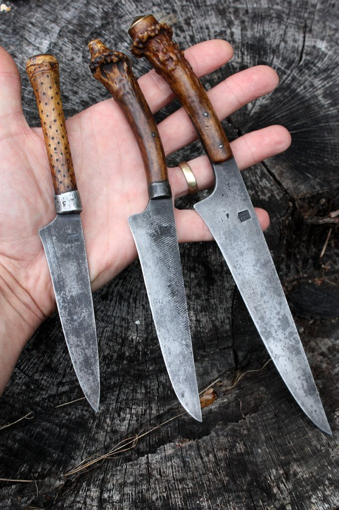 Contemporary Makers: Knives by Ian Pratt