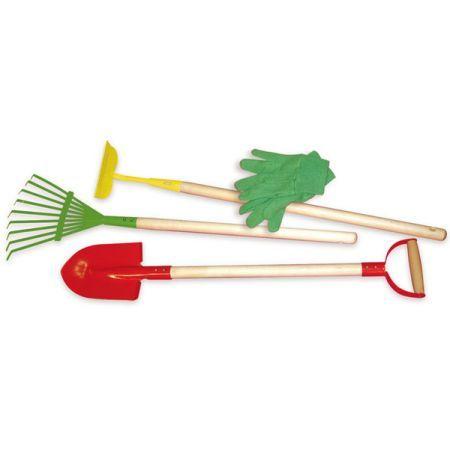 Large Garden Tools Set by Vilac