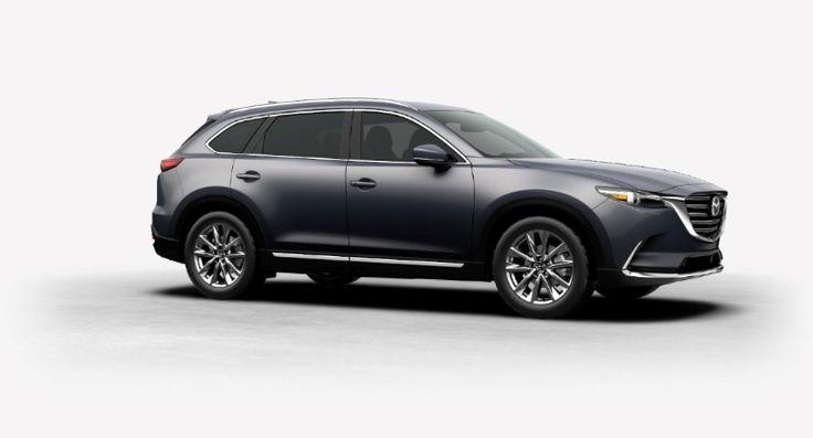 2017 Mazda CX-9 - 3 Row 7-Passenger SUV   Mazda USA