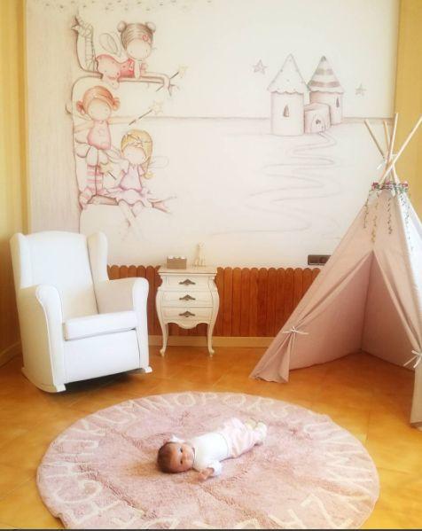 M s de 1000 ideas sobre color rosa palo en pinterest - Habitacion rosa palo ...