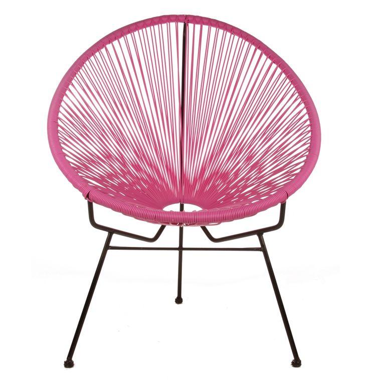 The Matt Blatt Replica Acapulco Lounge Chair - Suitable for Outdoor use - Matt Blatt