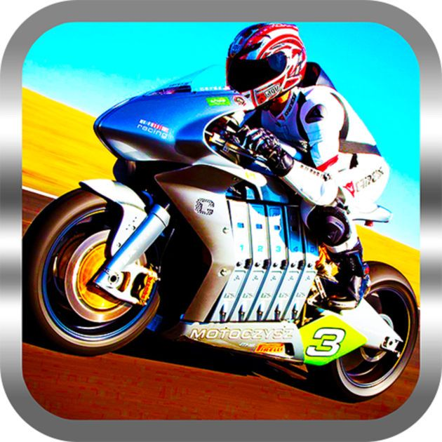 #NEW #iOS #APP 3d Racing Moto - Muhammad Tahir