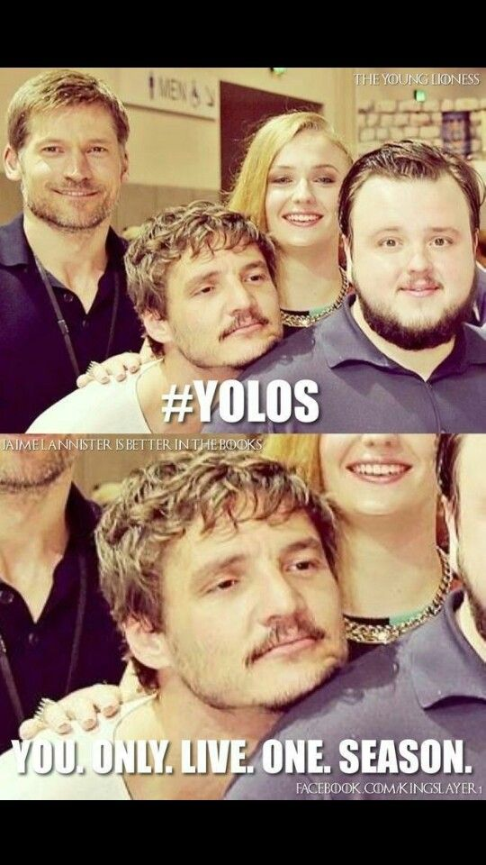 Game of thrones yolos