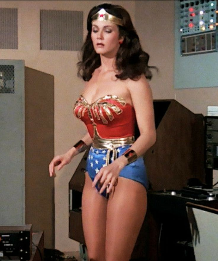 Lynda carter wonder woman hot