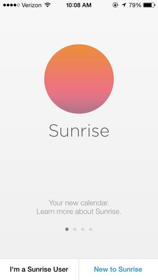 Sunrise Calendar – For Google Calendar and iCloud | super minimal