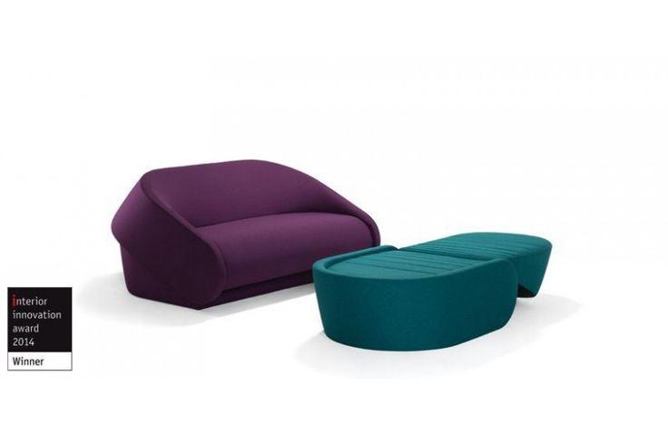 Canapé Convertible 2 places UP-LIFT 140 cm Design Prostoria - Collection - Meubles Sodezign