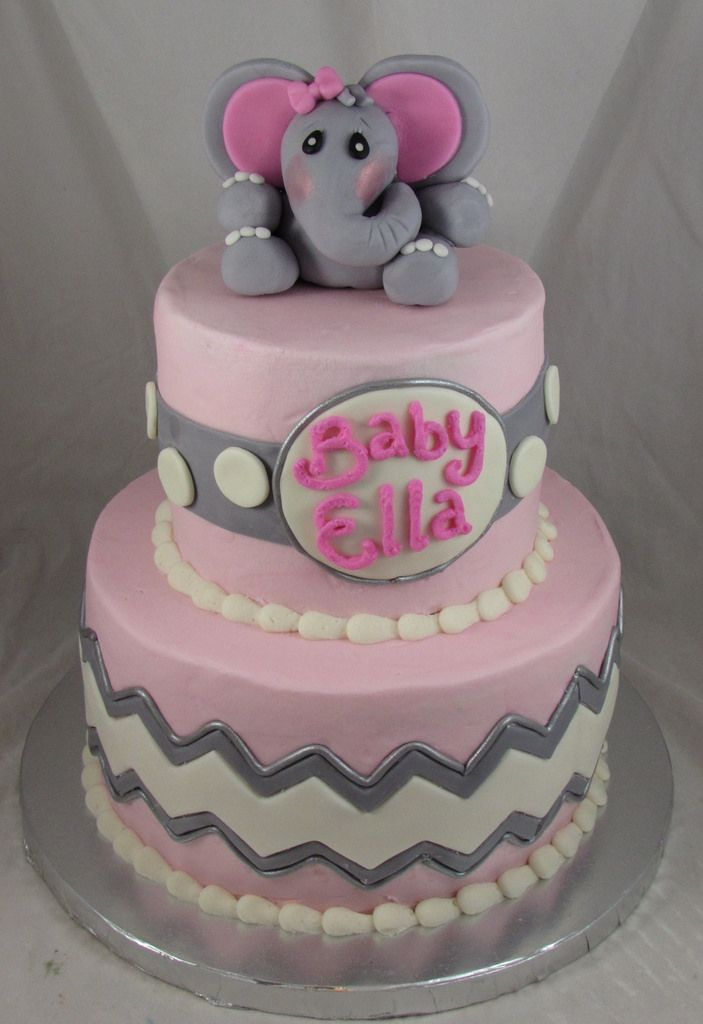 ella the elephant cakes - Google Search