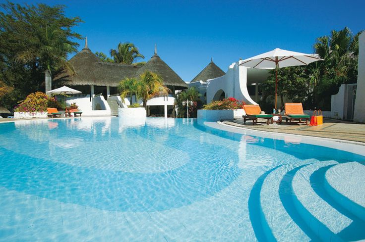 A Week All Inclusive with 2nd week FREE!! from £1099pp - Casuarina Resort & Spa has a variety of activities in store for its guests. Whether you like water sports or spa treatments, you are certain to find the activity that suits you best for your holidays in Mauritius. The hotel is perfect for a family vacation, as well as a romantic getaway. #Mauritius #Hotel #Beach #Coconut I