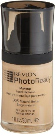 My second favorite drugstore foundation gives me a bit of a matte finish and only costs around $12