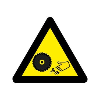 Pas på fingrene - Køb Advarselsskilte nu