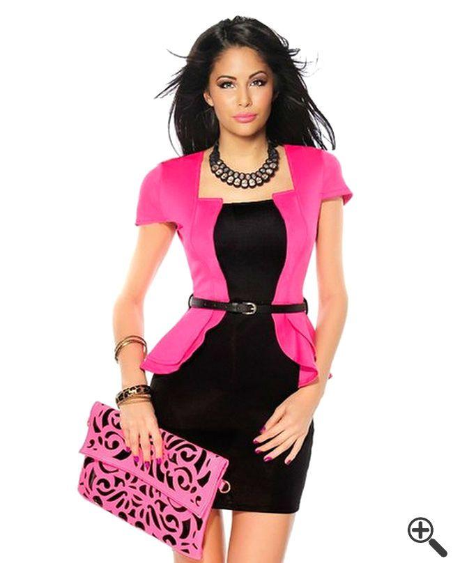 Nathalie war verblüfft, dass 80er Kleider so unglaublich... http://www.fancybeast.de/cocktailkleider/80er-kleider-80er-outfit/ #80er #Kleider #Outfit #Dress #Neon #Pink #Fashion #Mode
